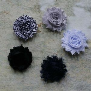 Lavender Rose Accessories
